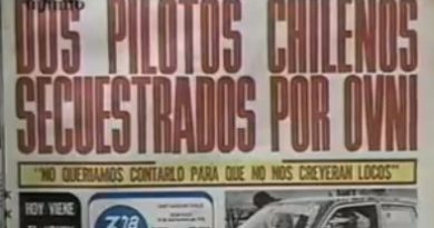 EXPEDIENTE POLICIAL DEL INCIDENTE OVNI DEL RALLY DE 1978